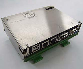 Prodotti domotica design pc lx800 centralina e for Centralina domotica