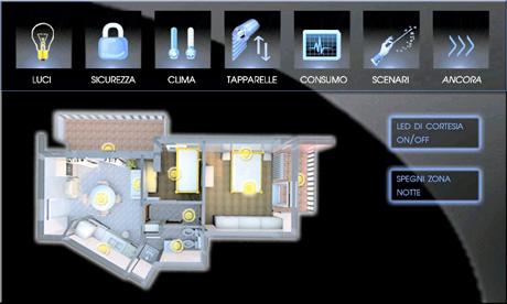 Corso planning micro solution domotica e antifurto - Programma creare casa ...