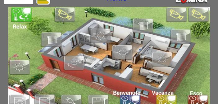 """AVE presenta """"Dominaplus Controller"""": la nuova app per la gestione remota direttamente da smartphone e tablet"""