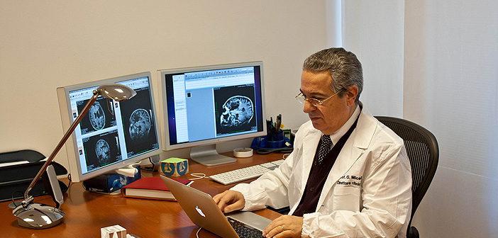Il Prof. Gabriele Miceli