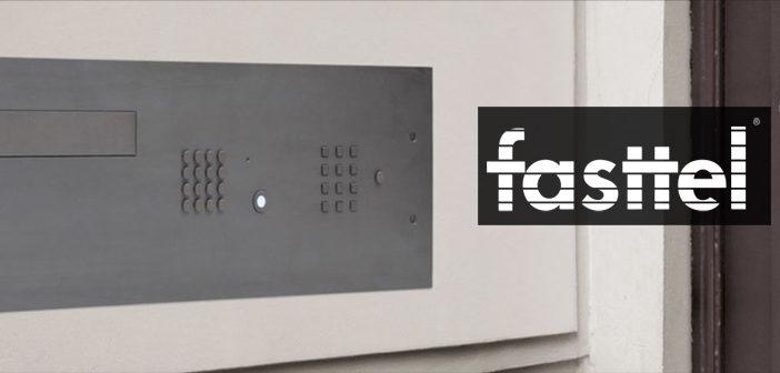 Fasttel : la videocitofonia con finiture esclusive