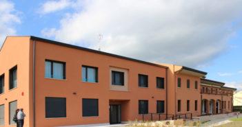 Nella nuova residenza per religiose anziane e/o malate dell'Istituto Ancelle di Gesù Bambino possono essere ospitate altre 20 suore