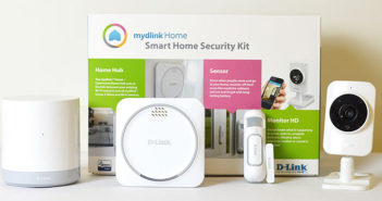 mydlink™ Home Security Starter Kit