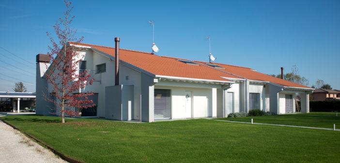 """Soluzioni CAME per la """"casa passiva"""" di Gardigiano"""