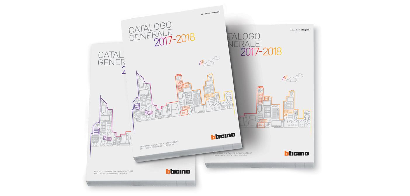 bd9b3042a3ba BTicino presenta il nuovo catalogo 2017-18