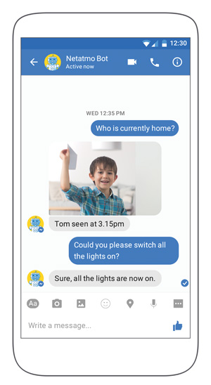 Chatbot-Screen-Android