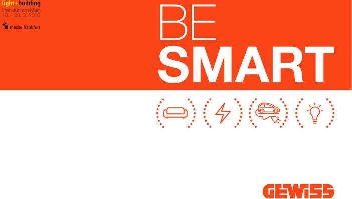 Risultati immagini per gewiss be smart