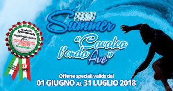 "Promo Summer ""Cavalca l'onda AVE"""
