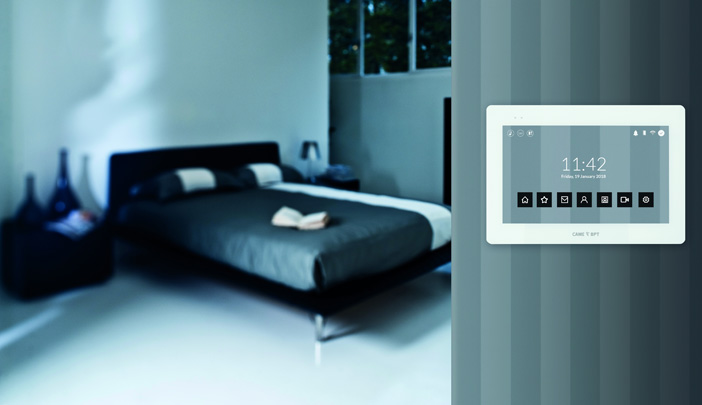 came-XTS-bedroom