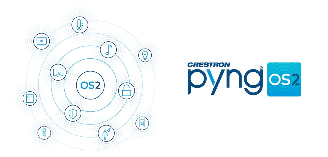 Crestron PyngR OS 2 Il Sistema Operativo Delle Case Pi Intelligenti Del Mondo