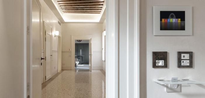 Hi System come sistema di controllo a Palazzo Morosini degli Spezieri