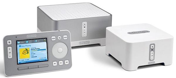Componenti del sistema audio Sonos Zone player