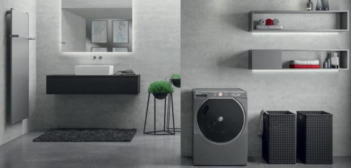 Hoover AXI, la lavatrice intelligente che dialoga con l'utente