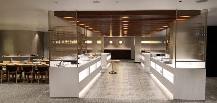 Un restyling Hi Tech per la Sala Ristorazione de LeMeridien Visconti Hotel firmato da Engineering Solutions