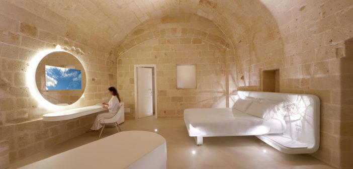 Domotica AVE a Matera per il nuovo Aquatio Cave Luxury Hotel