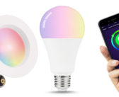iPerGO distribuisce le lampadine intelligenti Lohas