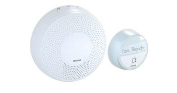 Da BTicino nuovi kit per campanelli wireless