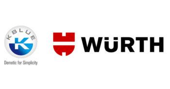 Kblue entra nel gruppo Würth