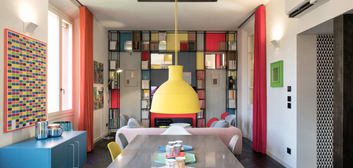 AVE Multi-Touch, il tocco hi-tech per un'abitazione moderna