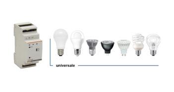 La domotica AVE introduce un innovativo attuatore dimmer universale per la smart home