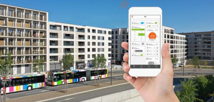 Cloche D'Or: in Lussemburgo un quartiere domotico, con tecnologia DOVIT