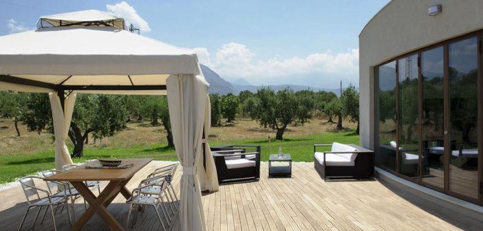 A Scalea un'elegante villa con domotica AVE