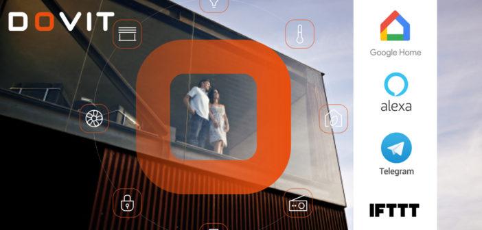 Dovit: la soluzione Smart Home professionale pronta per l'IoT