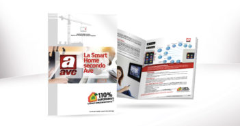 Brochure Superbonus 110% per la smart home AVE