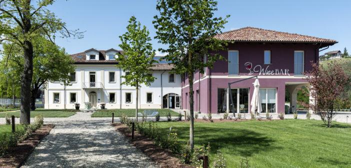 Il design AVE in un incantevole resort del Monferrato